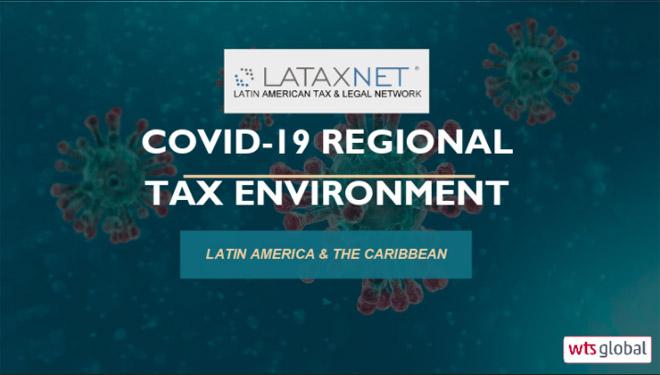 """COVID-19 Informe sobre Medidas de Alivio Fiscal en Latinoamérica"""
